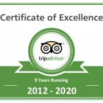 TripAdvisor Excellence Badge